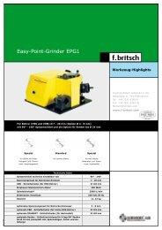 Easy-Point-Grinder EPG1 - Friedrich Britsch GmbH & Co. KG