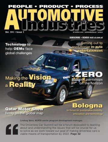 FACT - Automotive Industries