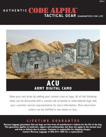 acu army digital camo - Code Alpha
