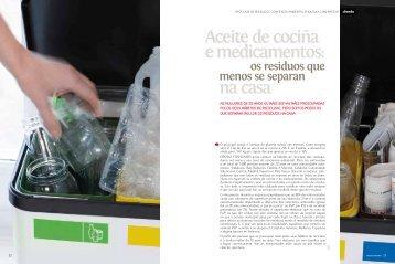 Aceite de cociña e medicamentos: na casa - Revista Consumer