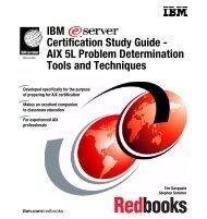 AIX 5L Problem Determination - IBM Redbooks