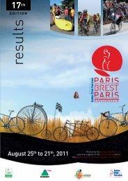 PBP 2011 Controls - Paris-Brest-Paris