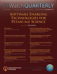 SOFtwARE ENAbliNG TEchNOlOGiES FOR PEtAScAlE SciENcE