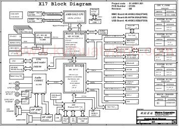 Life Support Block Diagram