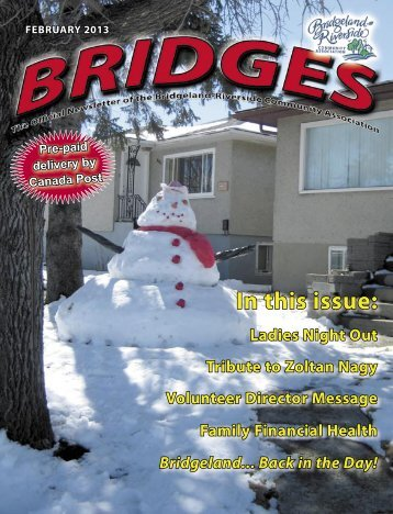 Bridgeland 1212.indd - Calgary Communities and Community ...