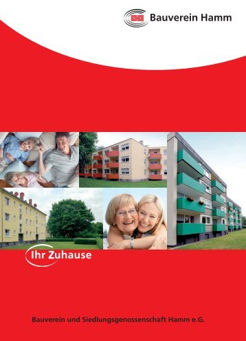 Bauverein und Siedlungsgenossenschaft Hamm e.G.