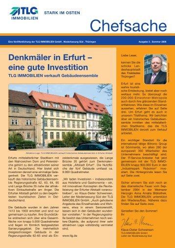 Erfurt - TLG Immobilien GmbH