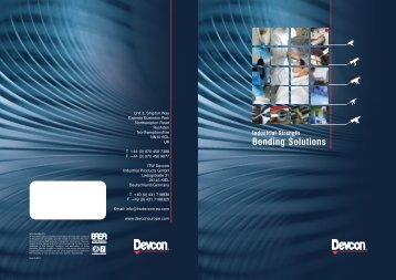 Bonding Solutions - FindtheNeedle the UK's Business to Business ...