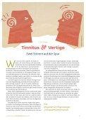 Tinnitus - Regensburger OrthopädenGemeinschaft - Page 3