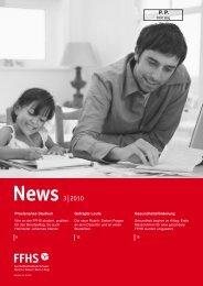 news 3 10 - Fernfachhochschule Schweiz