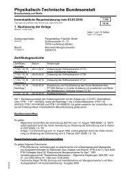 1. Neufassung der Anlage 7.743-10.18 - FTL Tritschler Elektronik+ ...