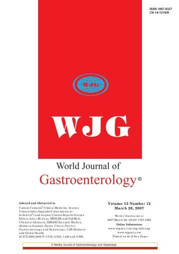Meng WB et al. Diets for of Celiac lymphocytic colitis treatment