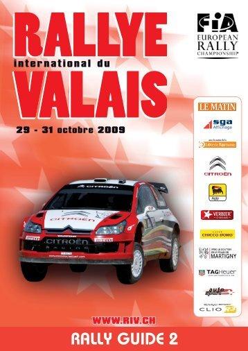 RALLY GUIDE 2 - Rally Magazin