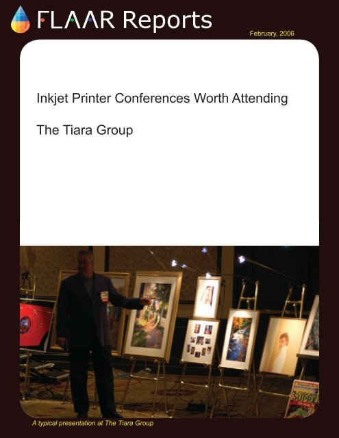 The Tiara Group - Wide-format-printers.org