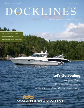 Let's Go Boating - Walstrom Marine