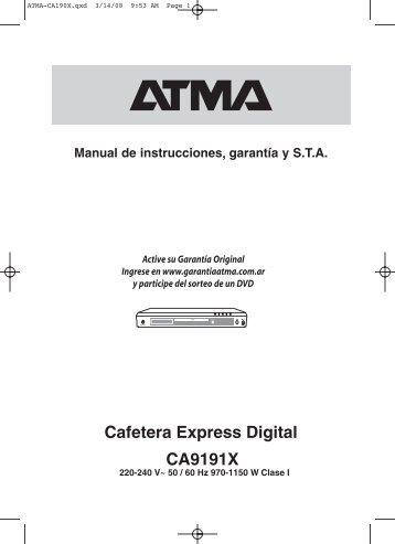 CA 9191X - Atma