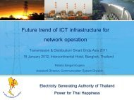 Future trend of ICT infrastructure for network operation
