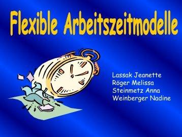 Lassak Jeanette Röger Melissa Steinmetz Anna Weinberger Nadine