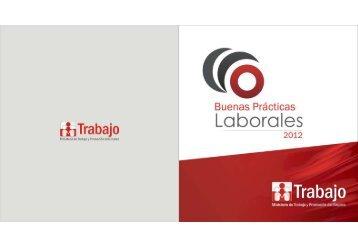 Brouchure Buenas Prácticas Laborales - Ministerio del Trabajo y ...