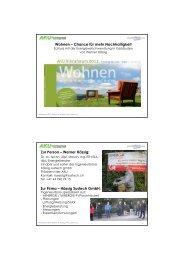Wohnen – Chance für mehr Nachhaltigkeit Zur Person – Werner Hässig ...