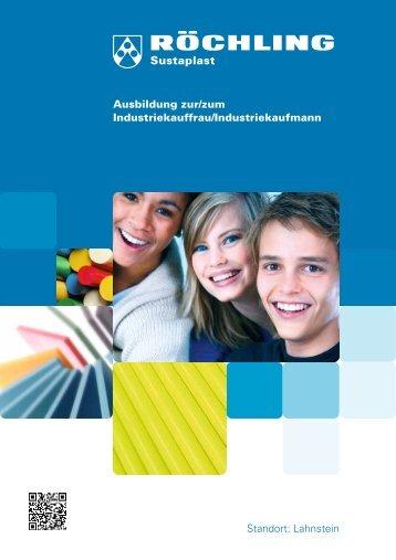 Lahnstein Ausbildung zur/zum Industriekauffrau/Industriekaufmann