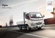 Dyna Preisliste - Toyota Schweiz