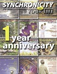 Volume 2 Issue 9 • September 2008 - Synchronicity