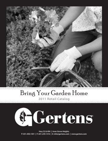 Plant & Hardscape Catalog - Gertens