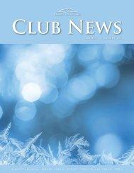 Club News - Calgary Winter Club
