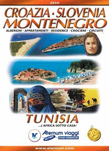 Croazia-Tunisia '10 - Aternum Viaggi