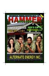 Hammer Jan. 2009 - Hammer Magazine Maui