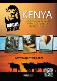 Scarica il catalogo Voli & Soggiorni - Patric Safari - The Kenya Dream