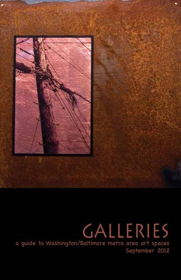 Studio Gallery - Galleries Magazine