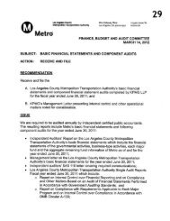 March 14, 2012 - Item 29 - Finance and Budget Committee - Metro