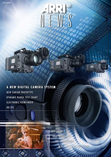 ARRI News September 2009 - ARRI Media