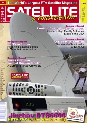 _default _116_pages.indd - TELE-satellite International Magazine