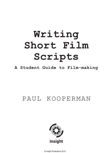 ya ke smith writing sample 2 script for short film hope s war
