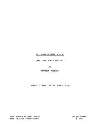Mandela script Second Draft revised (2).fdr Script