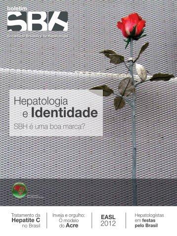Boletim SBH junho/2012 - Sociedade Brasileira de Hepatologia