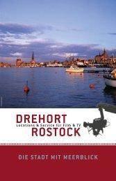 DREHORT ROSTOCK - Spinnaker Film-Service