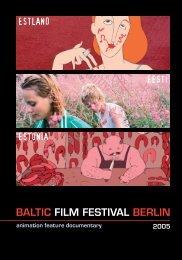 Archiv 2005 - balticfilmfestivalberlin.net