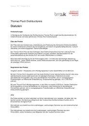Statuten Thomas Pluch Preis - drehbuch VERBAND austria
