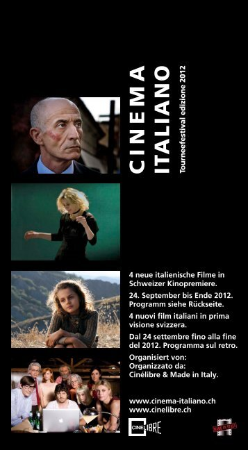 begleitheft als pdf - cinema italiano 2012