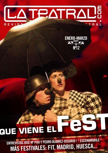 teatro - La Teatral