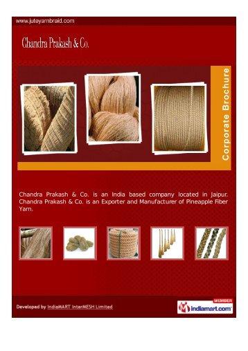 Download PDF - Chandra Prakash & Co.