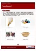 are Manufacturer & exporter of Jute Hand Spun Yarn, Jute Braided ... - Page 6