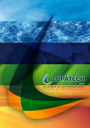 de Sustentabilidad 2010 - Lupatech SA