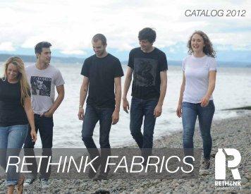 Rethink_Catalog_2012 - Reth¿nk Fabrics