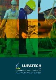 Relatório de Sustentabilidade 2011 - Lupatech