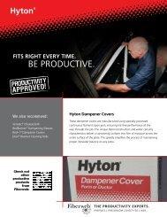 Download Hyton Sell Sheet - Fiberweb Graphic Arts Products